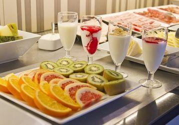 En #ILUNION Almirante los buenos días son garantizados con este #Buffet desayuno. http://www.ilunionalmirante.com/