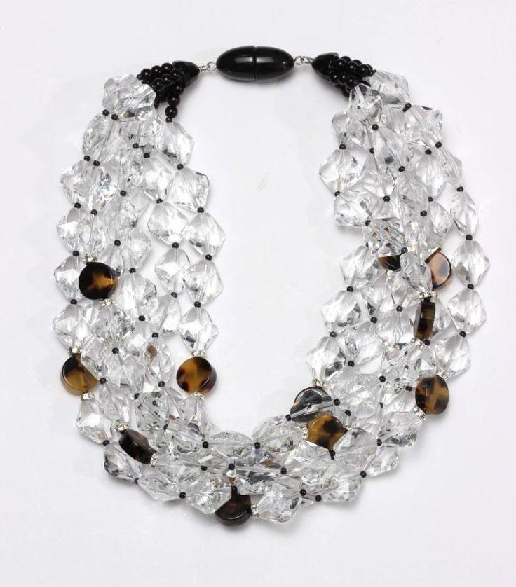 25+ unique Diy jewelry necklace ideas on Pinterest