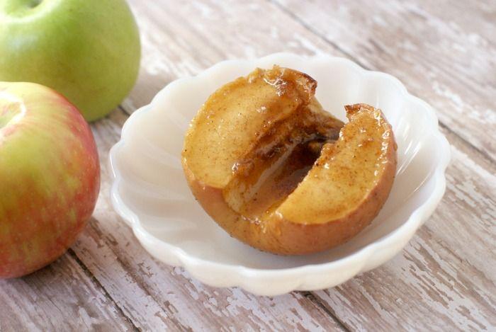 Easy Oven Baked Apple Recipe