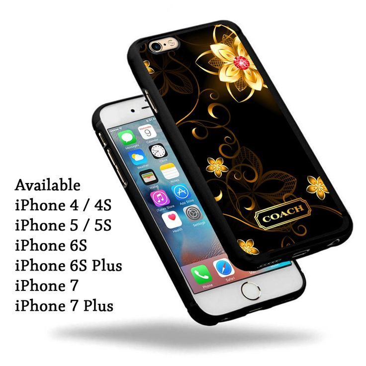 New & Best Design Coach Golden Flowers Hard Plastic Case Protector for iPhone #UnbrandedGeneric #iPhone5 #iPhone5s #iPhone5c #iPhoneSE #iPhone6 #iPhone6Plus #iPhone6s #iPhone6sPlus #iPhone7 #iPhone7Plus #BestQuality #Cheap #Rare #New #Best #Seller #BestSelling #Case #Cover #Accessories #CellPhone #PhoneCase #Protector #Hot #BestSeller #iPhoneCase #iPhoneCute #Latest #Woman #Girl #IpodCase #Casing #Boy #Men #Apple #AplleCase #PhoneCase #2017 #TrendingCase #Luxury #Fashion #Love #BirthDayGift