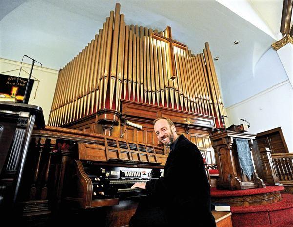 First United Presbyterian Church Celebrates Moller Pipe Organs 100 Year History