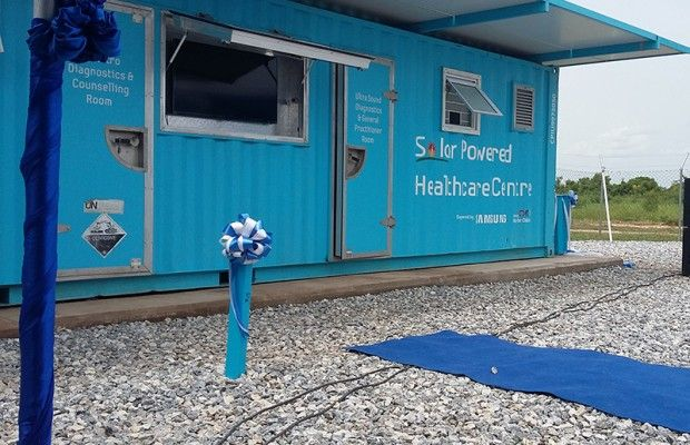 Samsung Delivers Accessible Healthcare to the Community of Hammanskraal