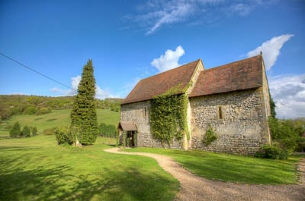 The Lost Village of Dode wedding venue in Gravesend, Kent #unusual #weddingvenues #uk