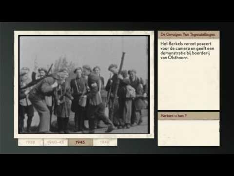 Berkel en Rodenrijs in bevrijdingsjaar 1945 - YouTube