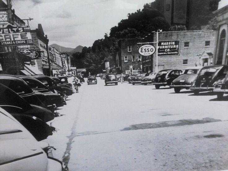 Downtown Sylva NC   WNC Historical Photos in 2019   Blue ...