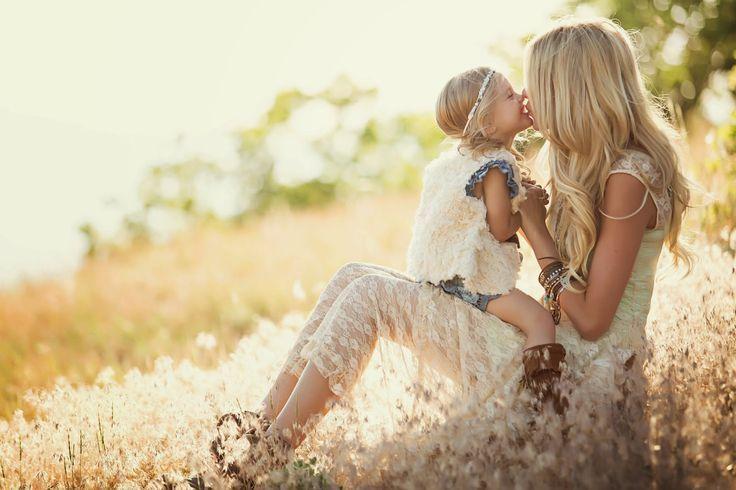 Gorgeous Mommy & Me shoot /mckinli/ mommy's little sunshine