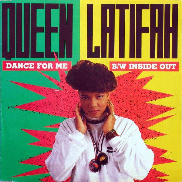 Queen Latifah - Dance For Me (Vinyl) at Discogs