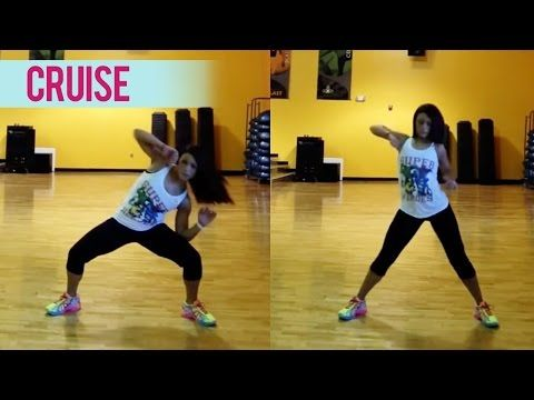 Florida Georgia Line - Cruise (Dance Fitness with Jessica) - YouTube  Yes, mixing it up with some country (Nelly version though!) 60 mins zumba, 331 calories, 8/3/15