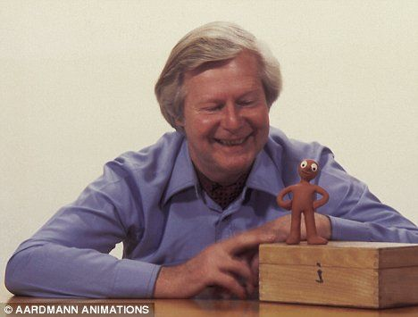 Hartbeat with Tony Hart and Morph. Brilliant.