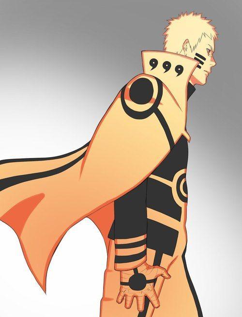 Naruto Uzumaki || Boruto: Naruto Next Generations