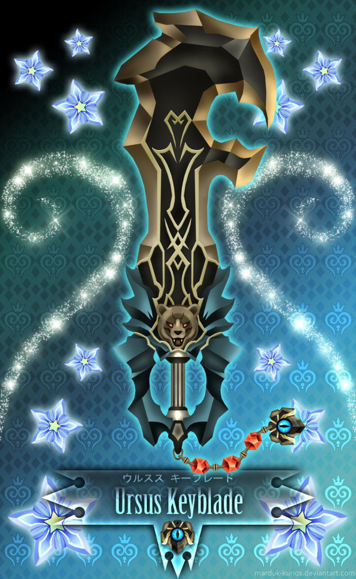 Foreteller Keyblade