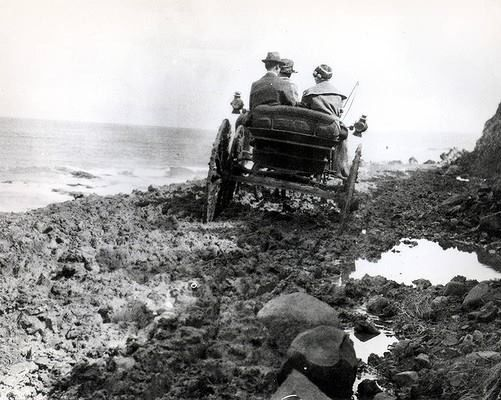Great Ocean Road, 1930