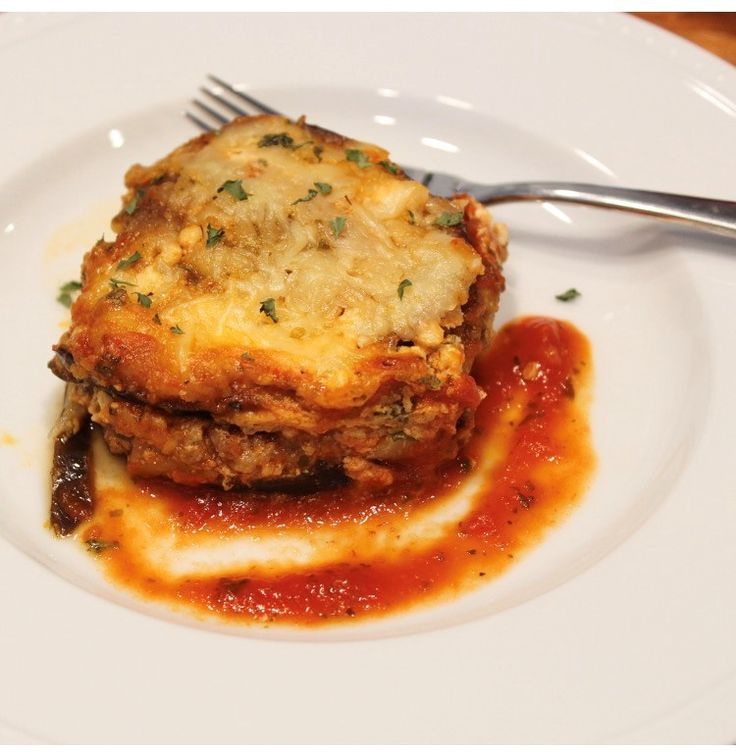 Vegetable Lasagna Zucchini And Eggplant Lasagna With Cottage Cheese