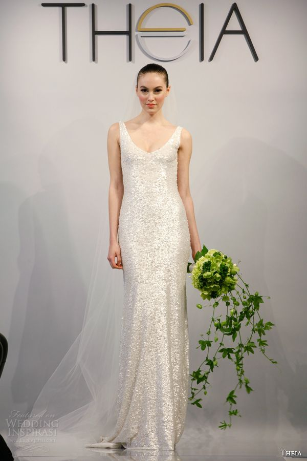 32 best THEIA Trunk Show images on Pinterest | Wedding frocks, Short ...