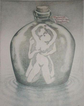Истории об искусстве. Элегантные керамические сосуды, или оптическая иллюзия   Блог Рамзан Саматов   КОНТ