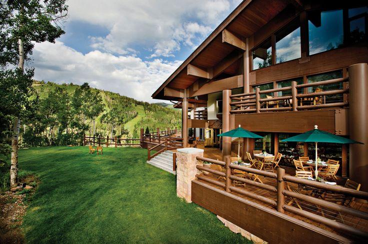Stein Eriksen Lodge—Park City, Utah. #Jetsetter