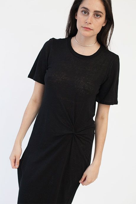 06deca43395eeb Objects Without Meaning Twist Tee Dress
