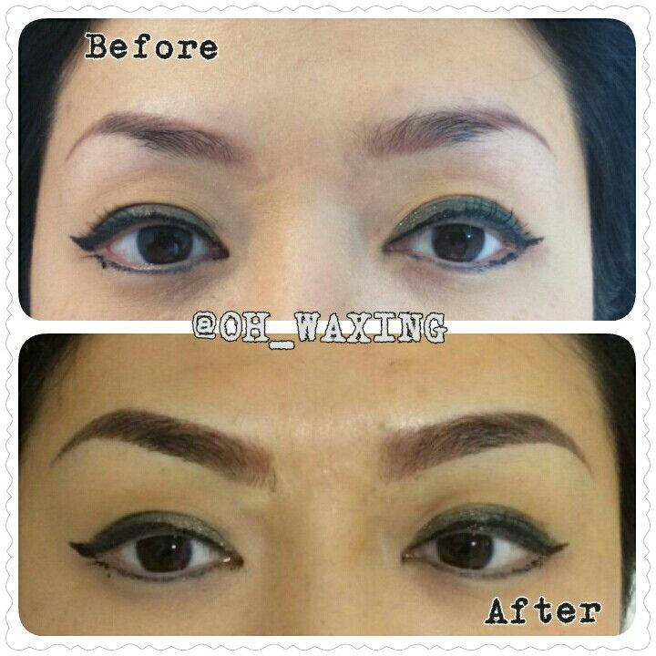 Eyebrow embroidery by Teresia Hilda. Jakarta, Indonesia. Follow my work on my instagram @OH_WAXING.