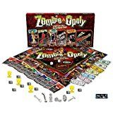 Late For The Sky Childrens Board Games Zombie-Opoly by Late for the Sky