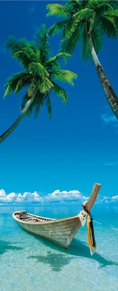 Tropisch Eiland Afmeting (b x h):86 × 200 cm Actuele voorraad:2 Dit product is op voorraad, voor 17.00 besteld morgen in huis. € 24,95
