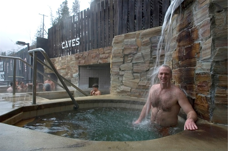 Ainsworth Hot Springs, British Columbia http://www.hotnaturally.com