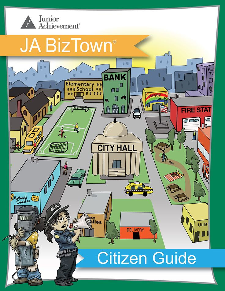 Help kids connect what they #learn in the #classroom to the #realworld with #JA #BizTown. Their future is in your hands.