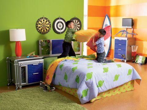 Boy Bedroom Paint Ideas | Boys Room Paint Ideas Picture Design