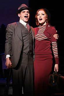 Bonnie & Clyde (musical) - Wikipedia, the free encyclopedia  2010 Broadway 33 performances