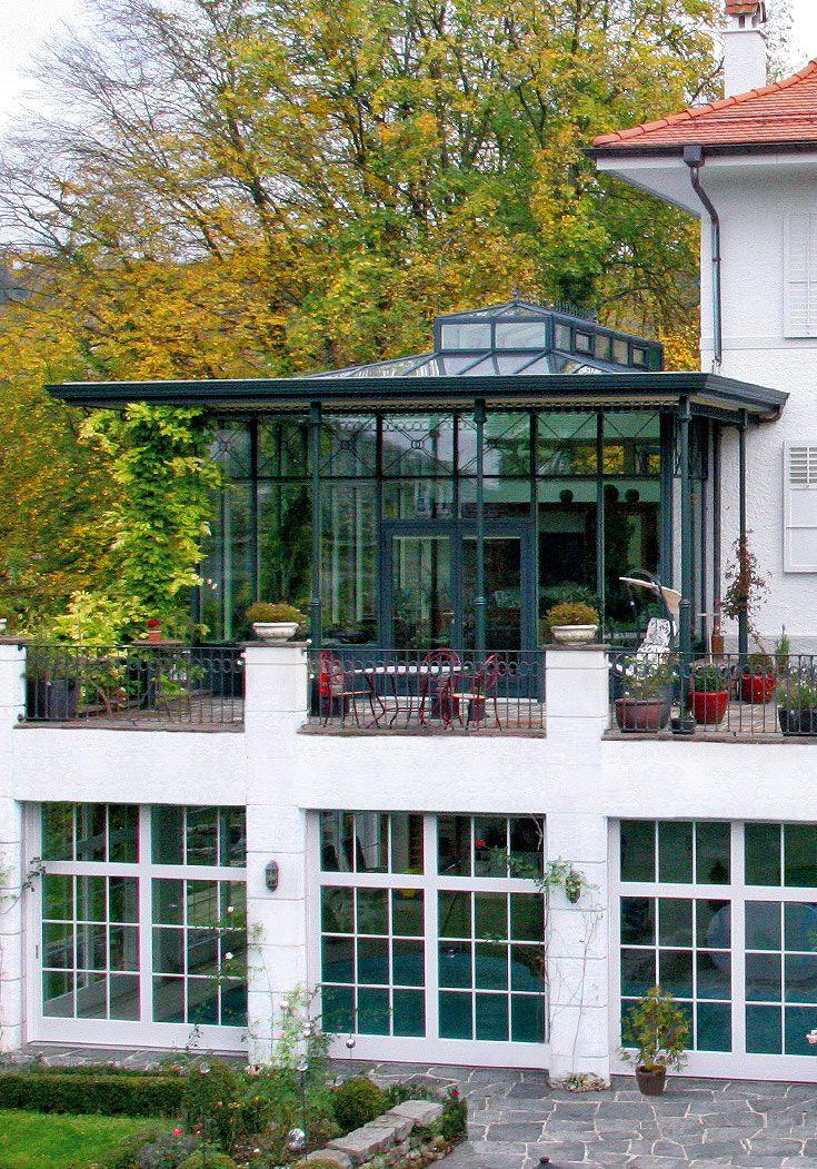 13 best Wohnwintergärten (Orangerien) images on Pinterest Style - omas küche binz