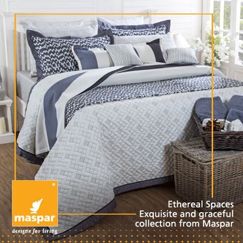 Ethereal spaces, the exquisite collection from Maspar.