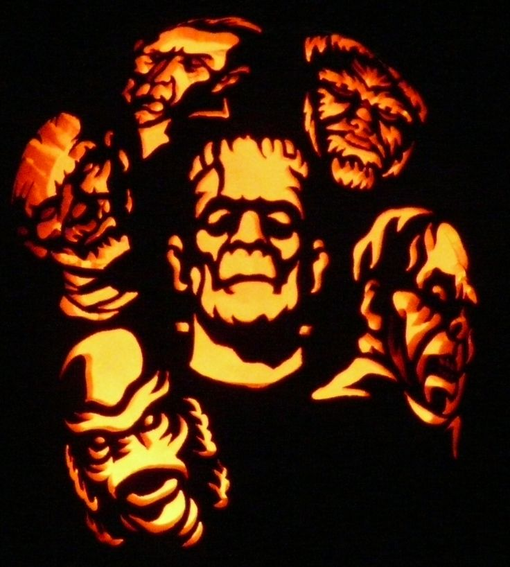 Carved Pumpkin I Haven 39 T Carved My