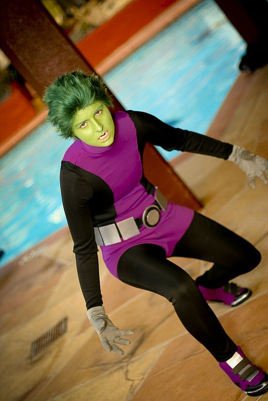 The 25 Best Beast Boy Costume Ideas On Pinterest  Teen -1694