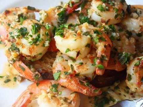 Ces crevettes à l'ail se cuisinent avec un ingrédient bien spécial, qui fait d'eux les meilleures! - Ma Fourchette