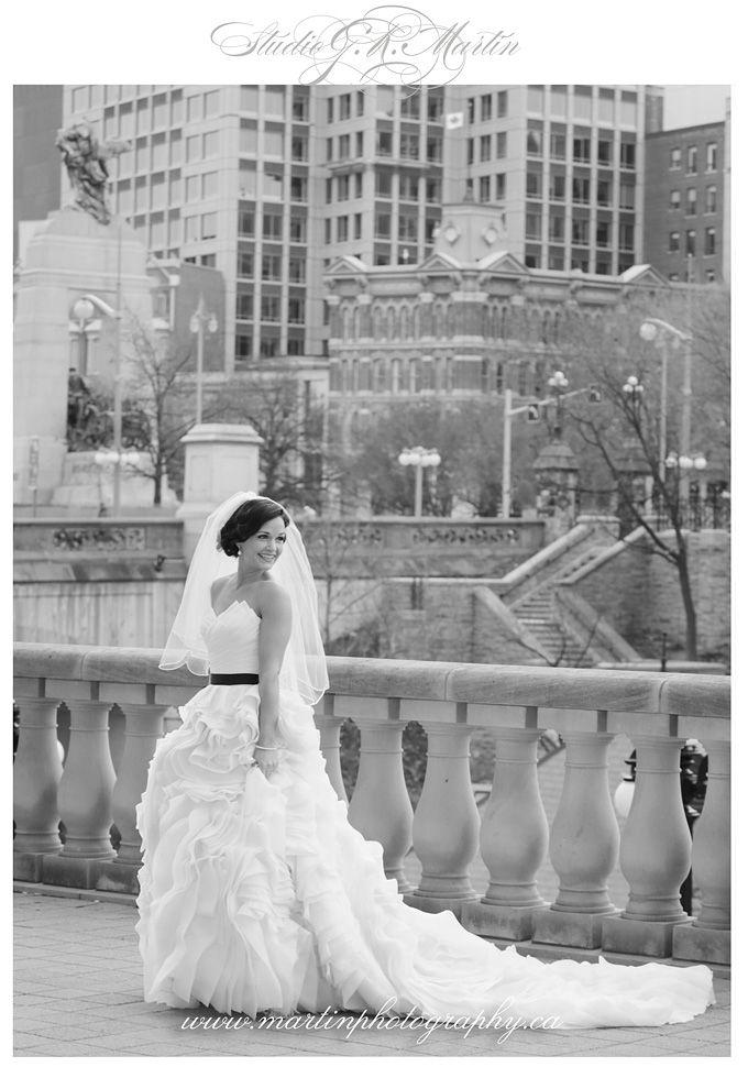 CHATEAU LAURIER WEDDING FEATURED ON OTTAWA WEDDING MAGAZINE « Studio G.R. Martin Photography