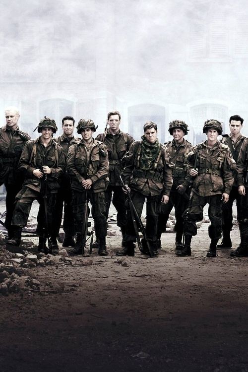 Band of Brothers - best mini-series ever