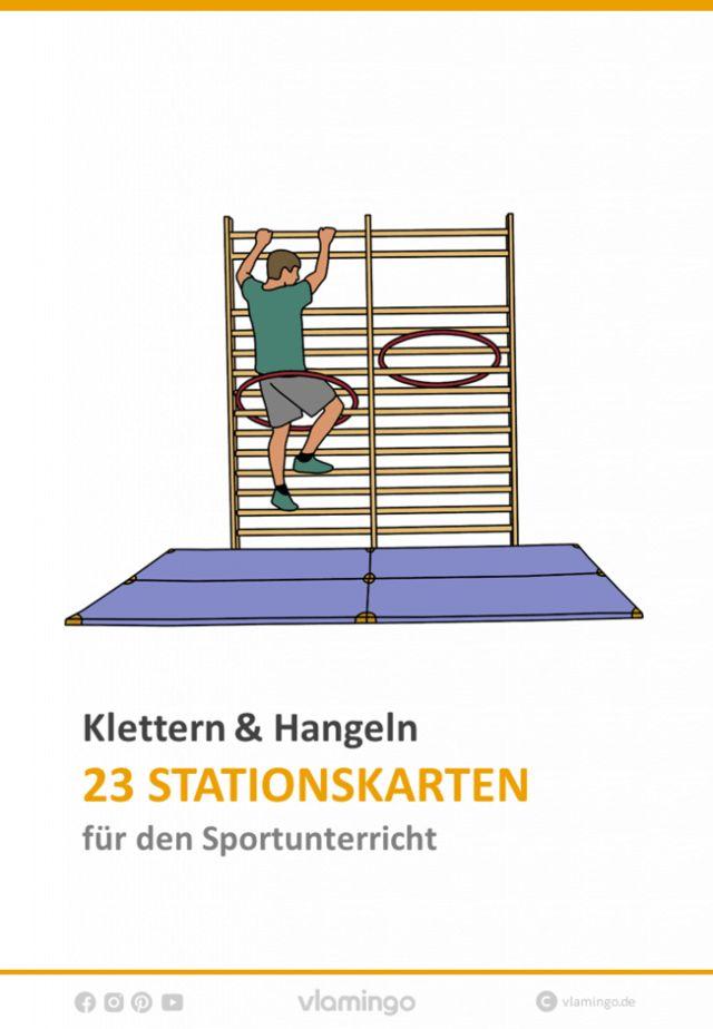 Balancieren – 38 Stationskarten für den Sportunterricht (Gleichgewicht,…)