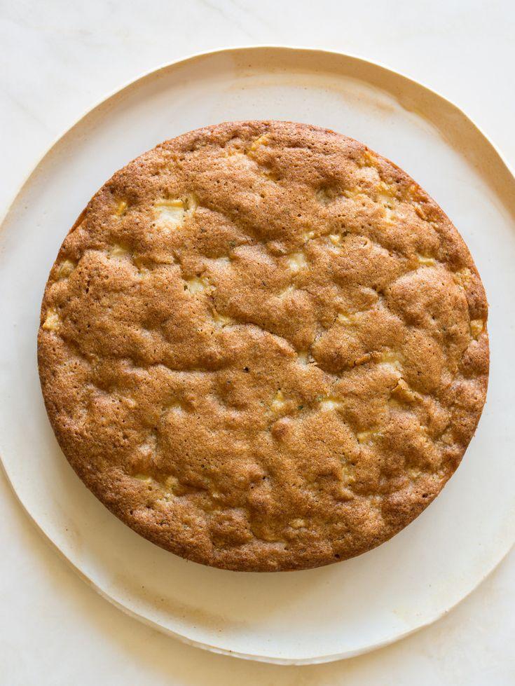 Baked Apple Pie Cheese Cake Bon Appetit