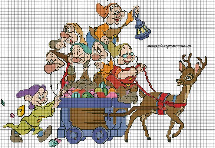 The seven dwarfs 1 of 2