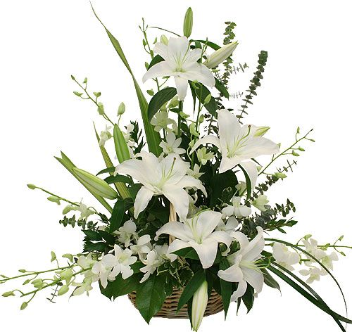 sympathy flowers arrangements - Google Search