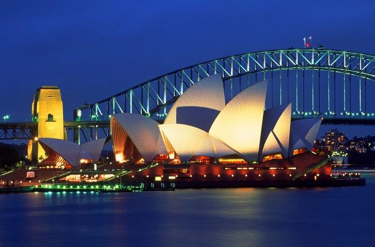 Opera de Sidney, Australia ... cheap hotels in #Sidney #Australia http://holipal.com/hotels/