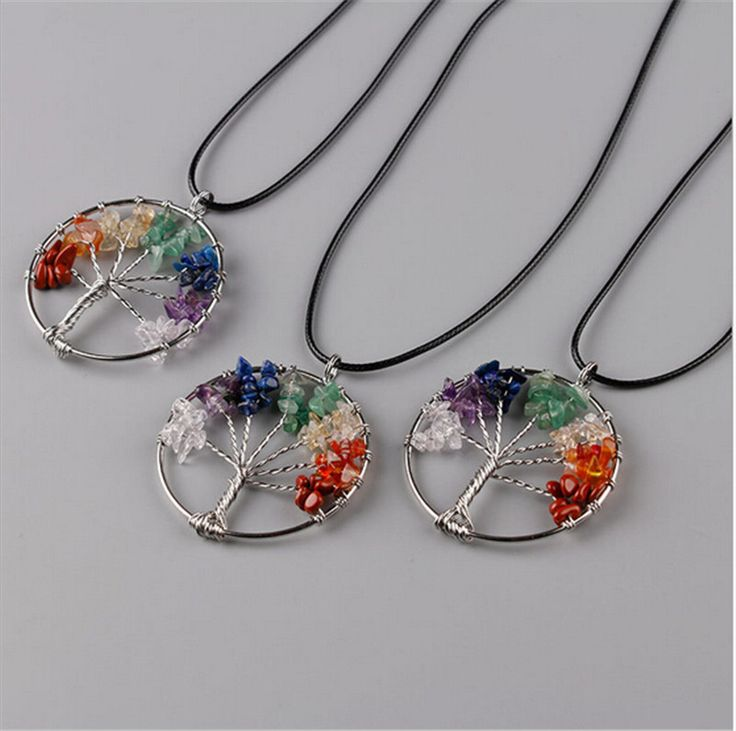 Find More Pendant Necklaces Information about Collares 2017 Fashion colorful tree Necklaces & Pendants Women Vintage Accessories Collier Femme Leather Jewelry Bijoux Colar,High Quality jewelry making supplies pendants,China pendant Suppliers, Cheap jewelry bath from Yiwu zenper accessories crafts co.,ltd  on Aliexpress.com