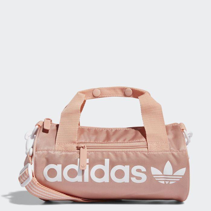 Santiago Duffel Bag Pink Womens Pink Bag Pink Gym Bags Duffel Bag