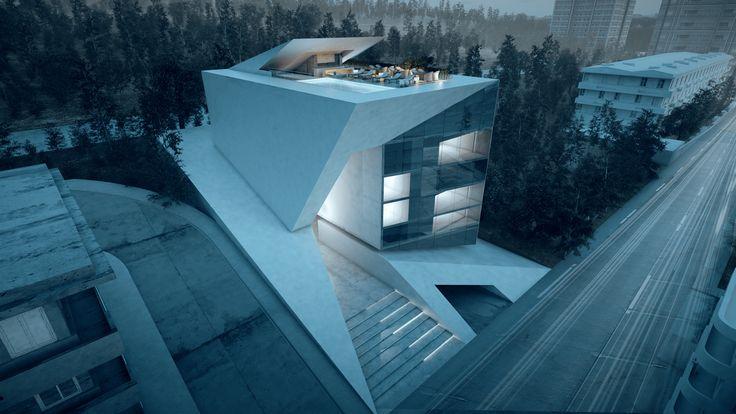 Creato Projects - Hôtel Diamant