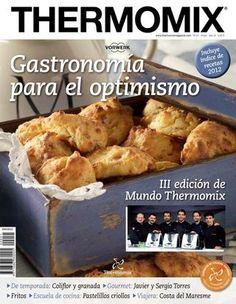 Revista thermomix nº51 gastronomía para el optimismo