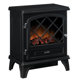 Stove Black And Fireplaces On Pinterest