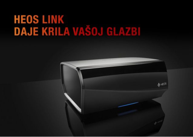 Denon HEOS is the best wireless hi-fi system for home entertainment.  http://sonusart.hr/novosti/heos-link-streamajte-glazbu-uz-30-popusta/