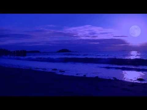 ▶ RELAXATION pour une nuit paisible - 2mn explications, 16 mn prise conscience corporelle puis 40 mn bruit des vagues