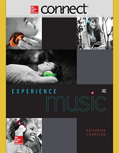 The 25 best connect mcgraw hill ideas on pinterest mcgraw hill loose leaf for experience music and connect access card by katherine charlton e fandeluxe Image collections