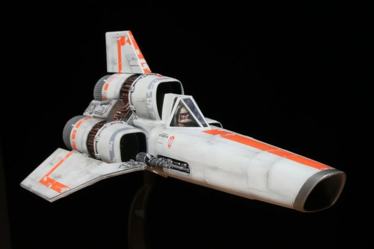 Original Viper. I wanted to fly this thing! (Battlestar Galactica)