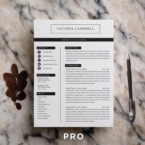 62 best Resume images on Pinterest - best resume designs